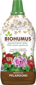 Biohumus do pelargonii forte 1l
